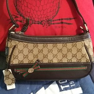 Gucci GG canvas Mayfair semi-sho